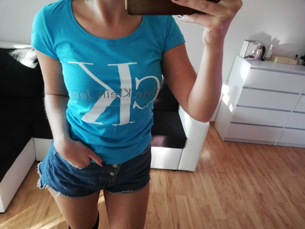 Bluzka Calvin Klein Jeans r. Xs