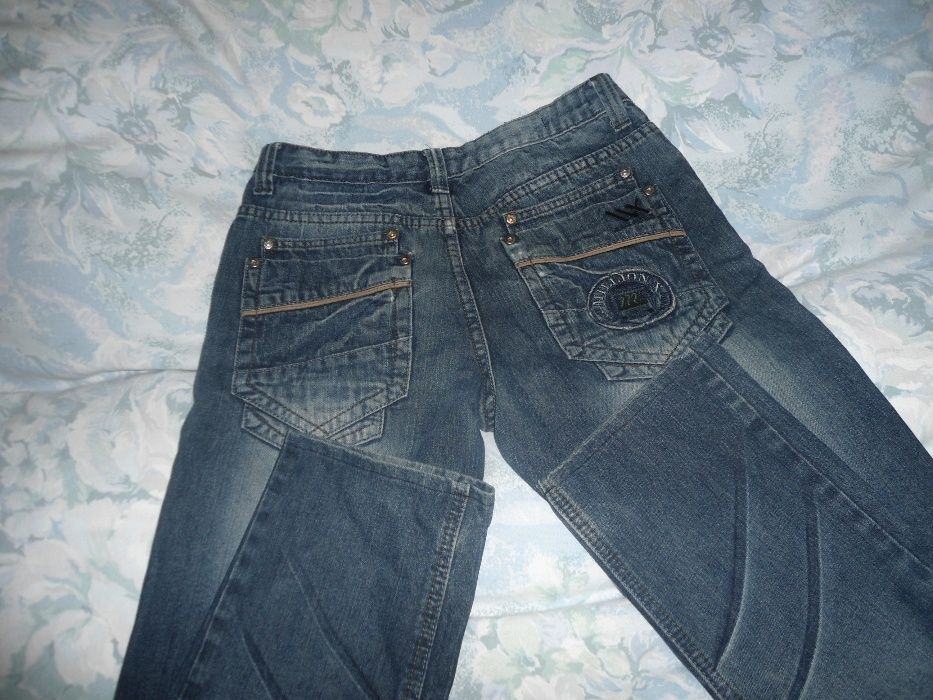 Spodnie jeansowe Nowe Gizewo - image 1