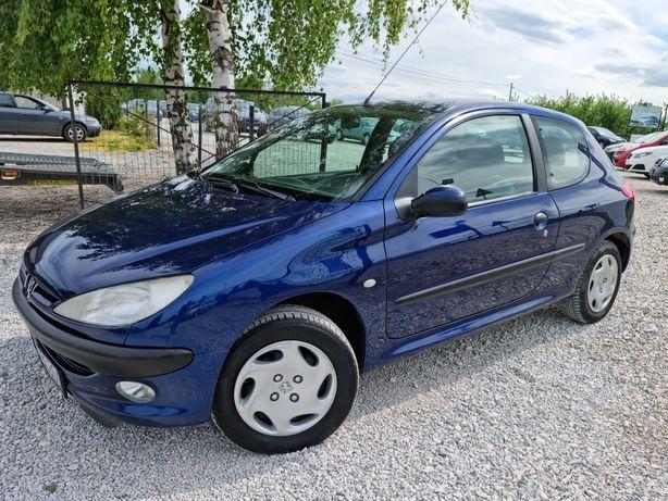 Peugeot 206 benzyna!!! Sprawna Klima!!! Ocynk!!!
