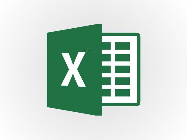 Excel - makra VBA, zaawansowane arkusze, korepetycje