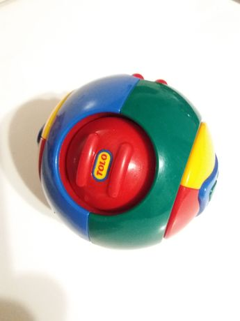 Развивающая игрушка Шар- пазл Tolo