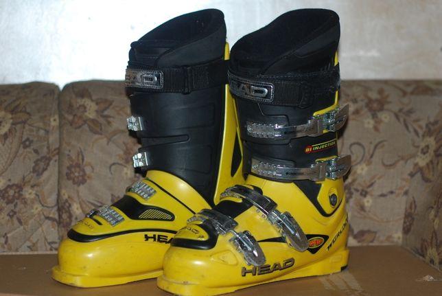 Лижні черевики лыжные ботинки Head Worldcup SPS CF 27-27,5 см