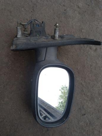 Зеркало заднего вида правое Рено Сценик