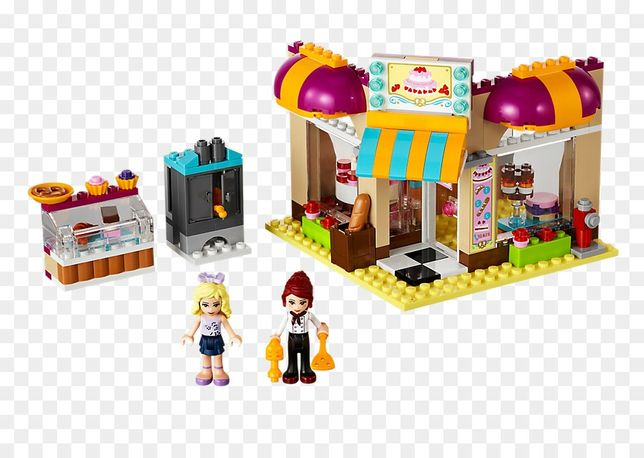 Конструктор LEGO FRIENDS Городская Пекарня.