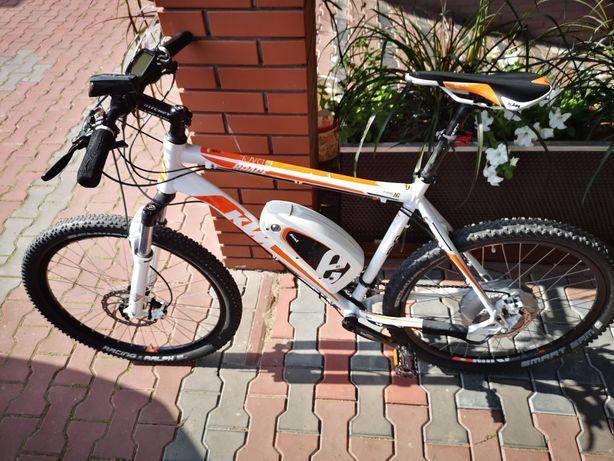 Rower elektryczny KTM e race e-bike bionx