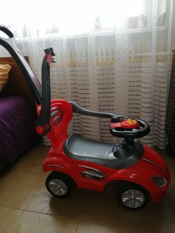 Мега машинка-каталка Chi Lok Bo Toys DELUXE 3 в 1