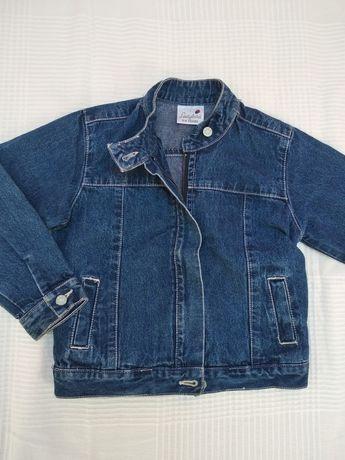 Katana jeansowa 116 cm