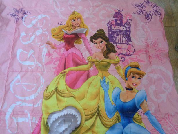 Kołderka Disney Princess 140x200