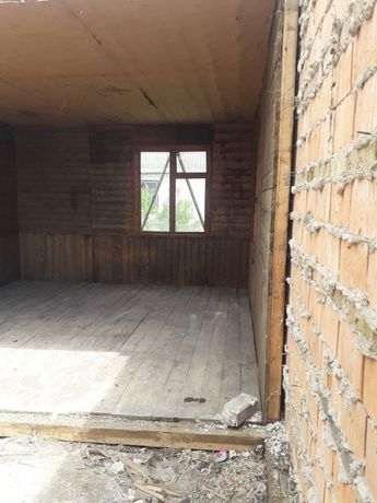 СРОЧНО Финский щитовой 2-х этажный деревянный дом
