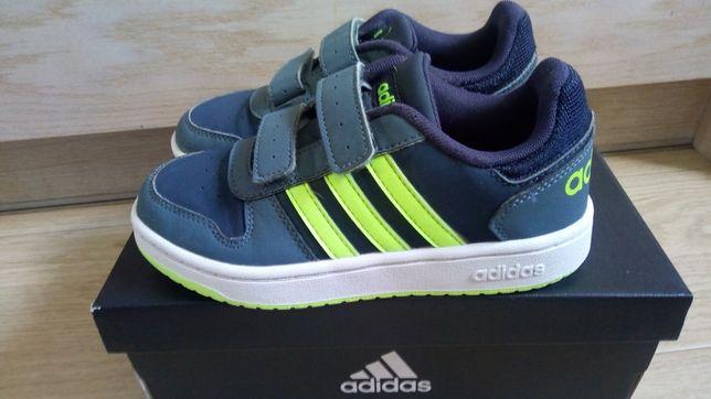 Adidasy chłopięce na gwarancji, r.32