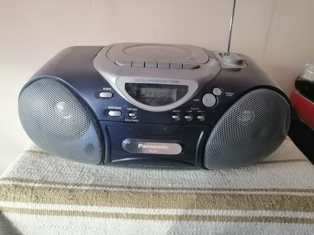 Radioodtwarzacz CD Panasonic RX-D21