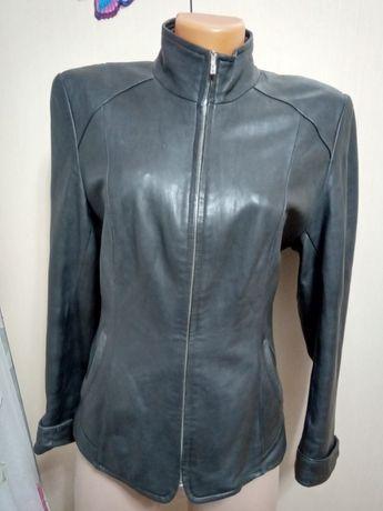 Куртка кожаная натуралочка