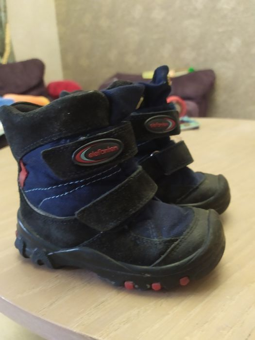 Зимние ботинки Gore-Tex Киев - изображение 1