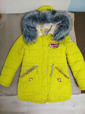 Куртка парка р.146