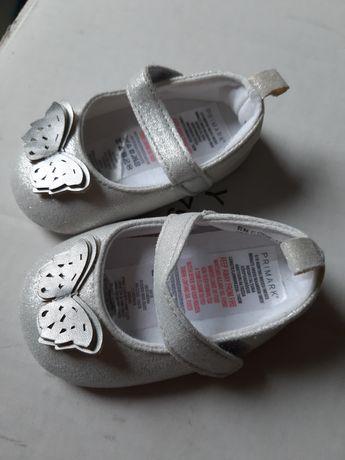 Primark buciki dla dziewczynki