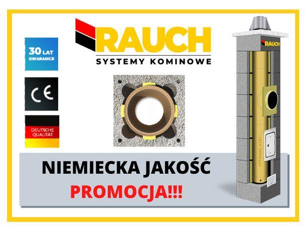 Komin RAUCH 10m fi 200 systemowy ceramiczny