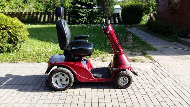 Sprzedam elektryczny wózek inwalidzki w bardzo dobrym stanie