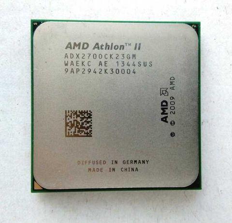 Процессор AMD Athlon II X2 270 3.4GHz/2MB/2000MHz