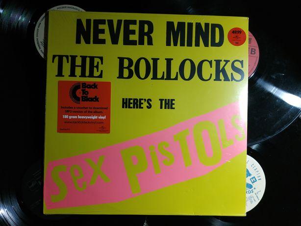 Sex Pistols - Never Mind The Bollocks 180 g. + mp3 Winyl
