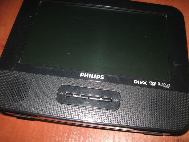 Odtwarzacz DVD 7 cali Divix philips