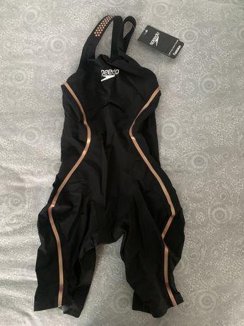 Fato natação competição LZR Fast skin Pure intent