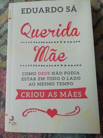 """Livro """"Querida Mãe"""", Eduardo Sá"""