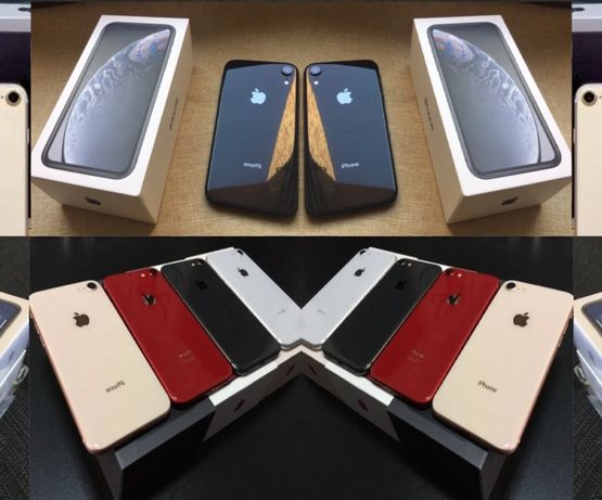 New Iphone XS Max iphone XS iphone XR iphone X iphone 8 iphone 7