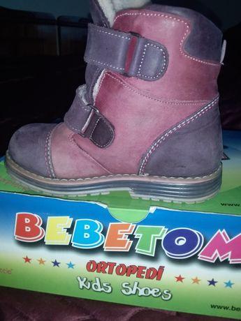 Ортопедичні зимові чоботи