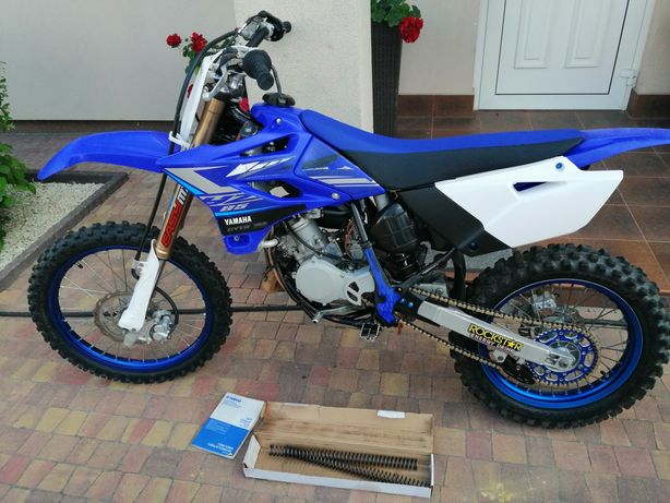 Yamaha crosser yz 85