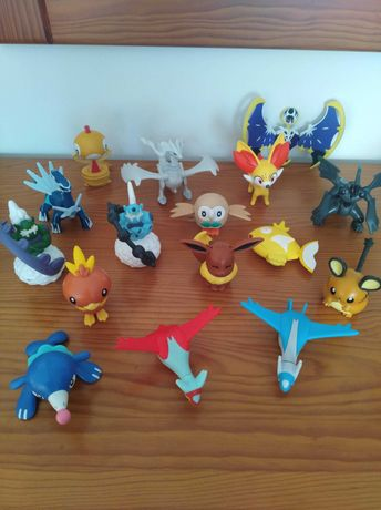 Brinquedos Pokémon McDonald's