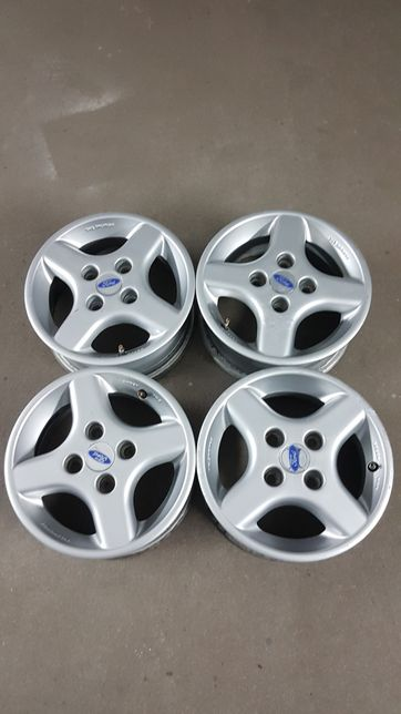 Felgi aluminiowe 5,5Jx13, ET 38, 4x108 Ford