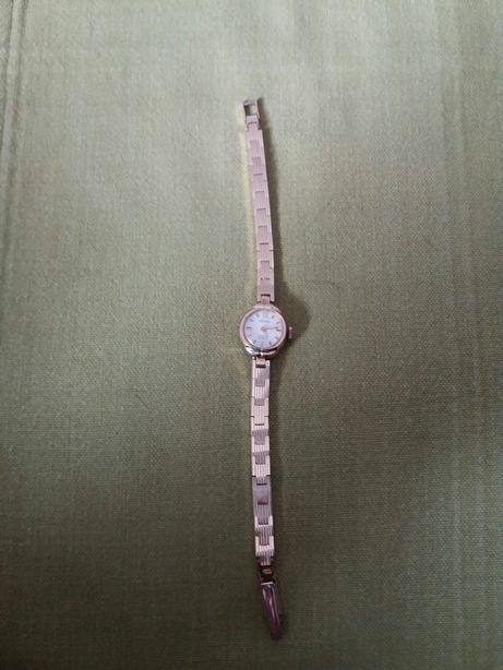 Stary zegarek złocony Böfra