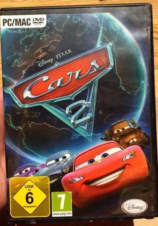 Gra komputerowa Disney: Cars 2 / Auta 2 wer. DE