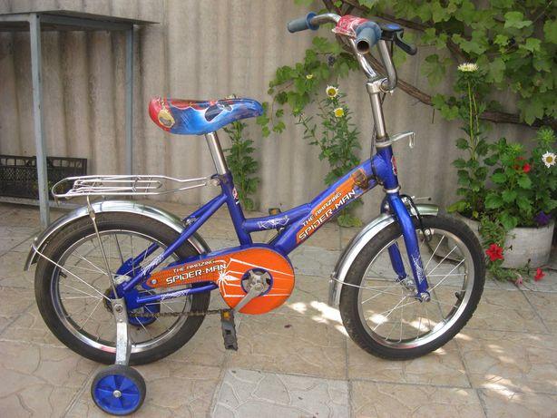 Продам велосипед колеса 16 дюймов
