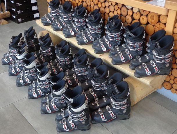 Pakiet butów narciarskich Salomon X Access 60, sezon 2018/2019, 95 zł