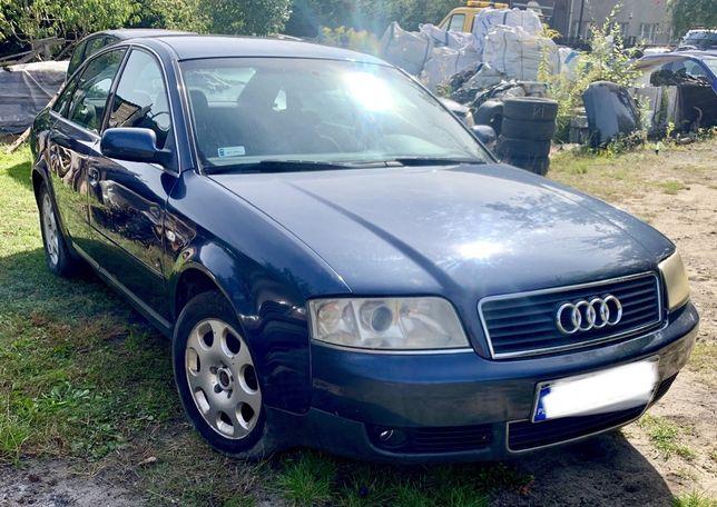 Audi a6 2.8 2002r na czesci
