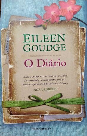 Livro ' O Diário' de Eileen Goudge