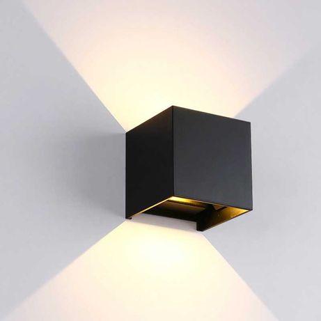 NOWOŚĆ HIT 2021 Lampa Ścienna Kinkiet 10W LED Loft Barwy 3000K 4000K