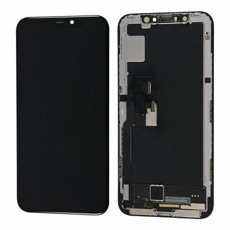 Wyświetlacz / Szybka Iphone X  wymiana  szybki