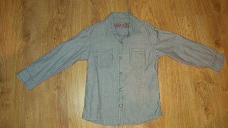 Koszula chłopięca r.116