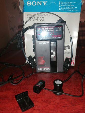 Walkman Sony WM-F36 z radiem