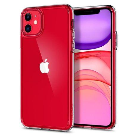 Etui Spigen Ultra Hybrid Iphone 11 Clear Przeźroczyste Case