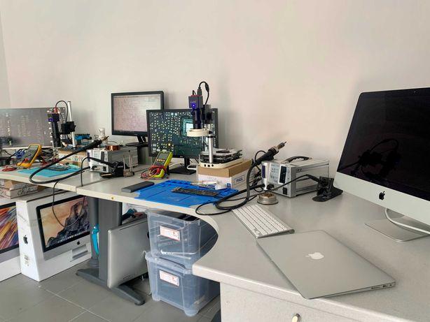 Reparações Computadores Apple (Macbook, iMac)