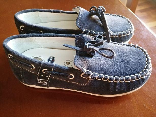 Sapatos Chicco menino nº 29