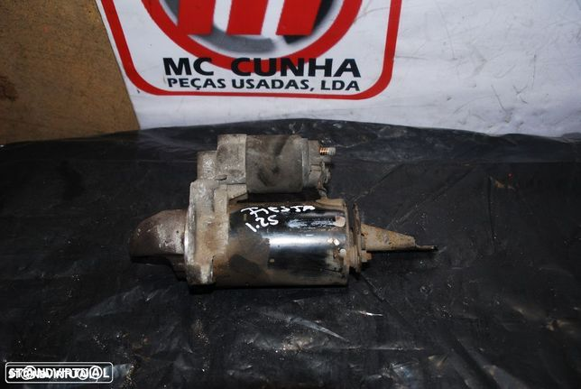 Motor de arranque Ford Fiesta 1.25 - 0001107043