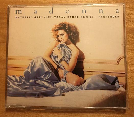 Madonna - Material Girl CD Single RARO!!