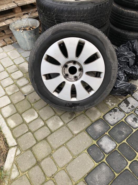Aluafelgi r16 5x112 Audi Kostrzyn nad Odrą - image 1