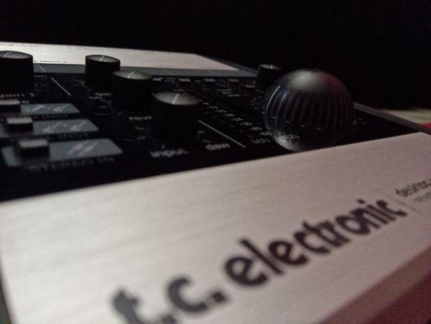 Звуковая карта t.c electronic