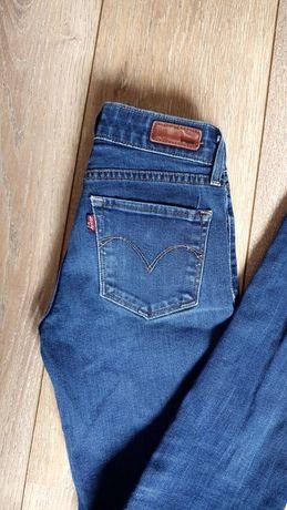 Spodnie jeansy Levi's