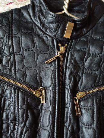 Куртка шкіряна ( кожа)
